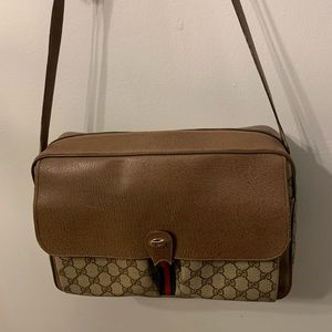 AUTHENTIC VINTAGE GUCCI BAG GENTLY USED CONDITION